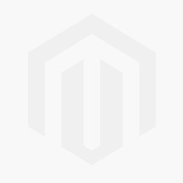 King Apparel Tennyson Gold Curved Peak Cap - White