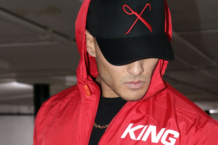 King Apparel x Jeremy Buendia Headwear