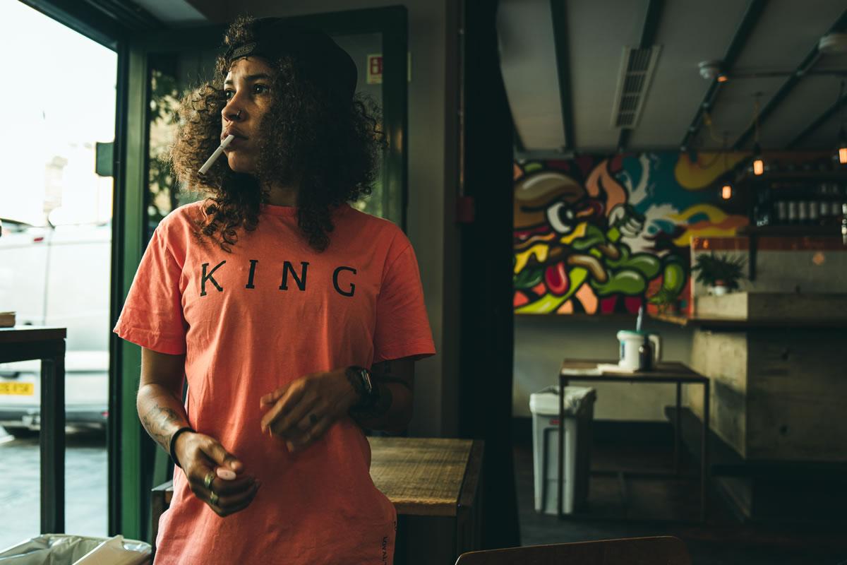 King Apparel Bop Through Ya Manor lookbook