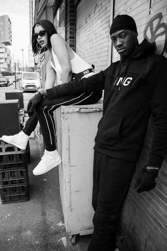 King Apparel Queen & Slim lookbook