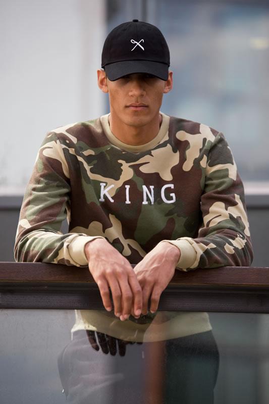 King Apparel SS17 Lookbook