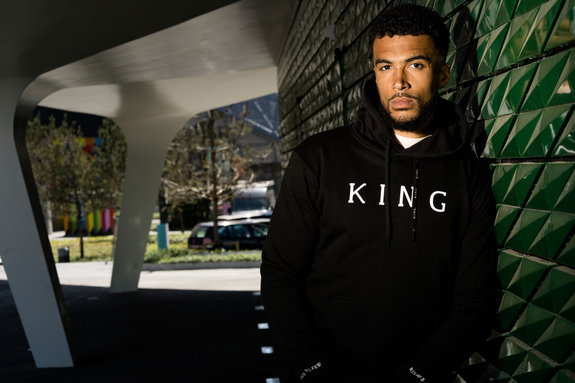 King Apparel Stepped In lookbook