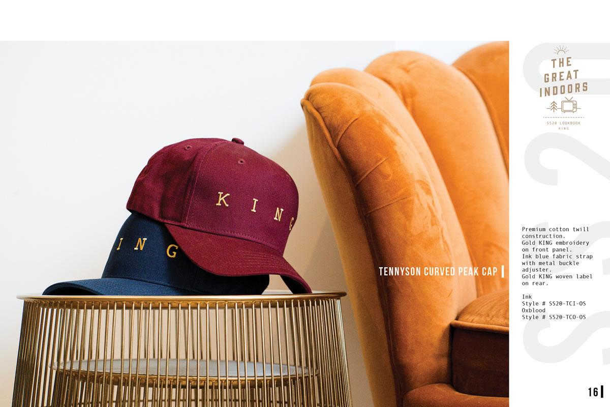 SS20 King Apparel collection
