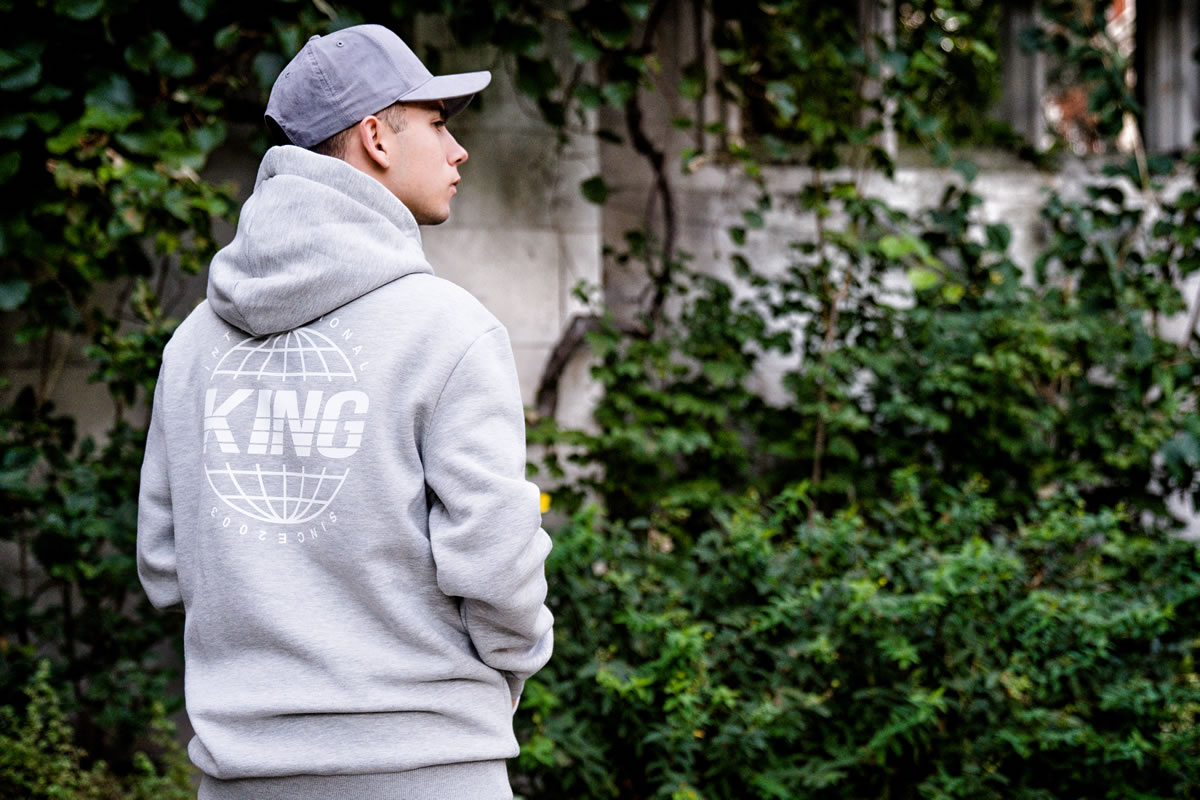 King Apparel The New Dimension lookbook