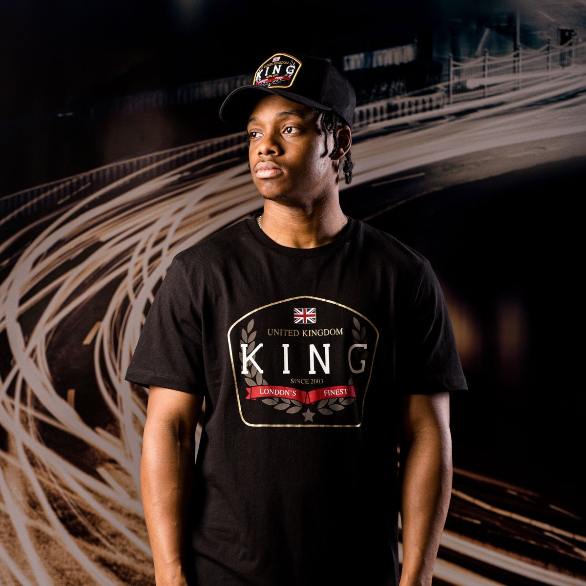 King Apparel The Royal Pack lookbook