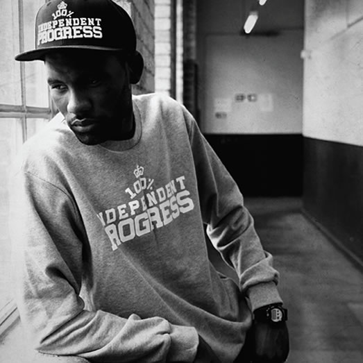 King Apparel Wretch 32 photoshoot