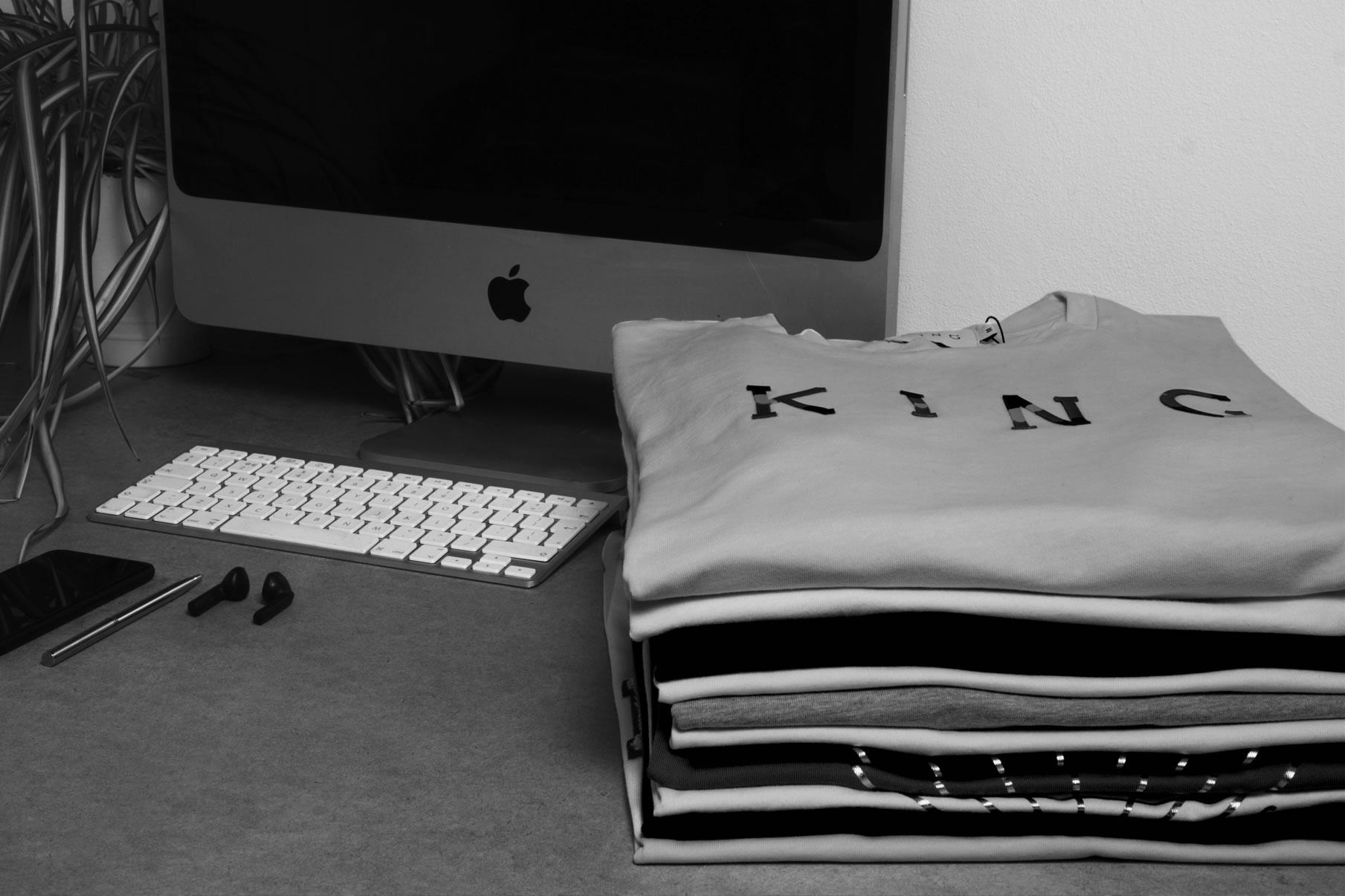 King Apparel T-shirts
