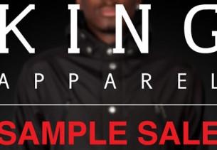 King Apparel x Criminal Damage Sample Sale