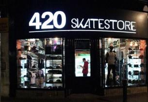 Store Focus - 5 Pointz Bristol / 420 Weymouth