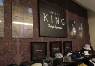 SP x KING Apparel...Behind the Scenes
