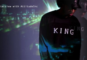 King brand interview with AttitudeInc