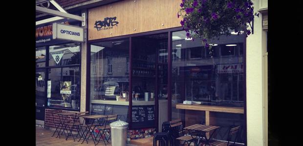 Coffee 'n Skate at Devon's Beats Workin'