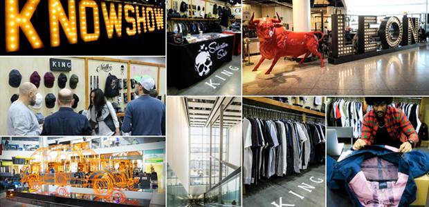 KnowShow tradeshow in Canada - Representing British street fashion