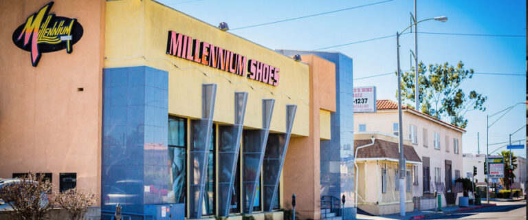 California store focus - Millennium Shoes, Inglewood