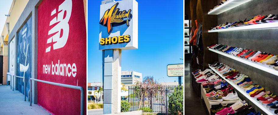 New Balance, Nike, Adidas, Vans