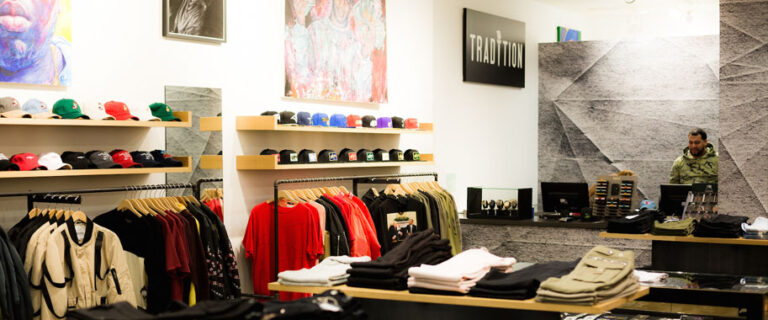 California store focus - Tradition, Los Angeles