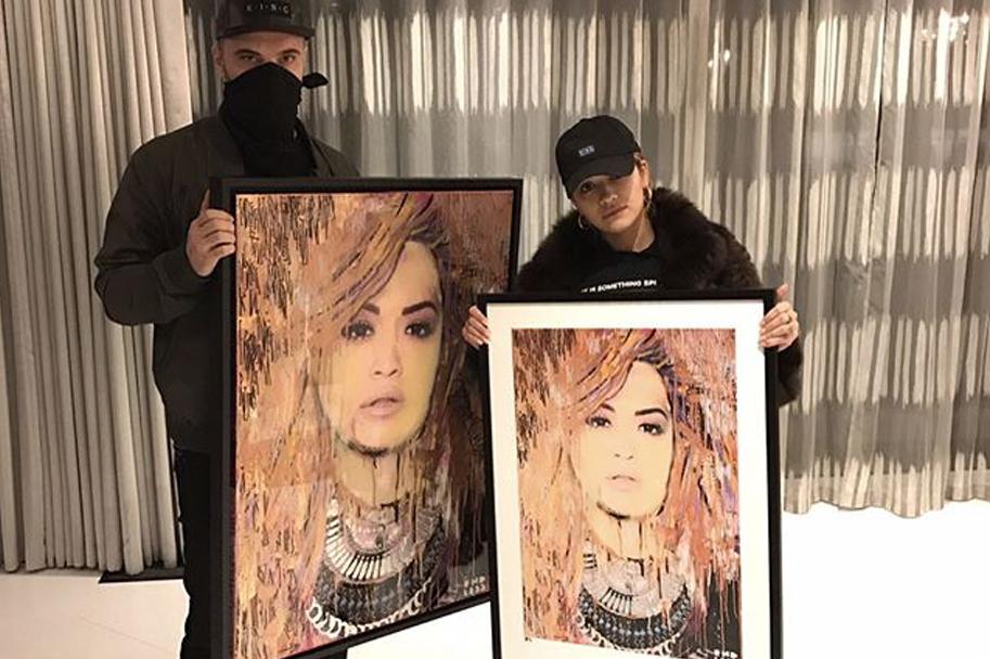 Rita Ora Artist