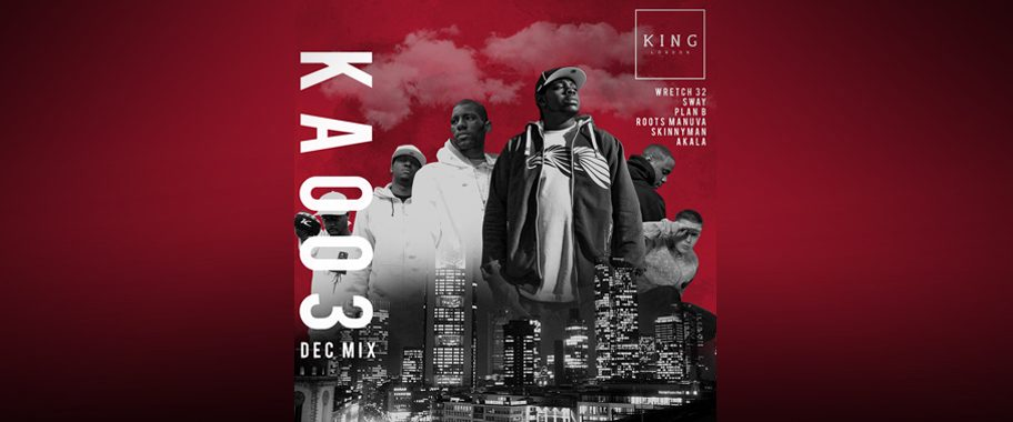 UK Hip Hop Playlist | KA003 December Mix