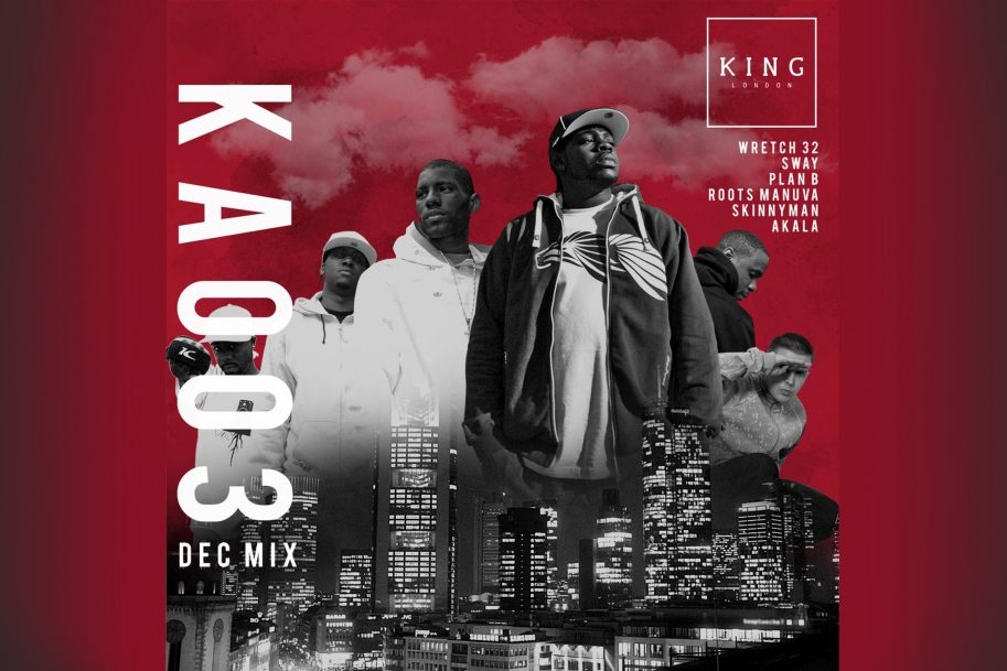 King Apparel UK Hip Hop Playlist | KA003 Dec Mix