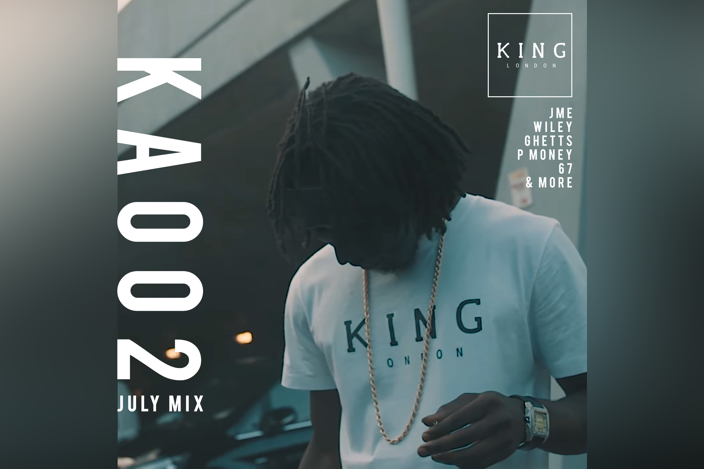 King Apparel Grime Anthems Playlist | KA002
