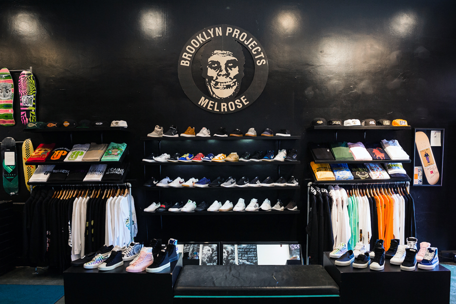 King Apparel in Los Angeles