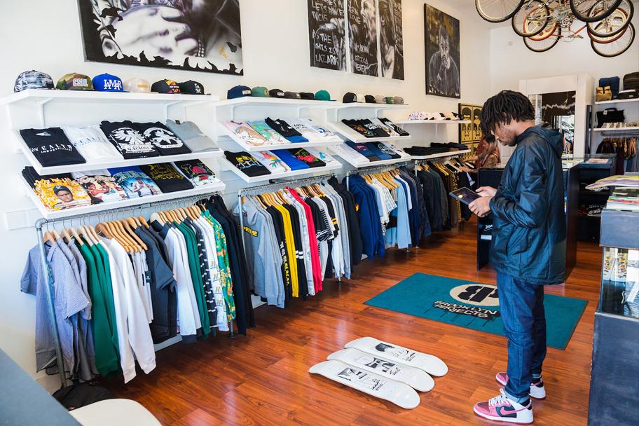 Melrose Avenue Streetwear