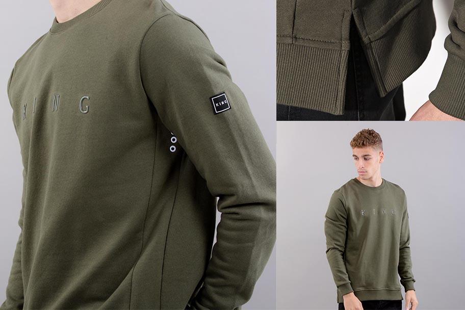 British Streetwear Sweatshirts