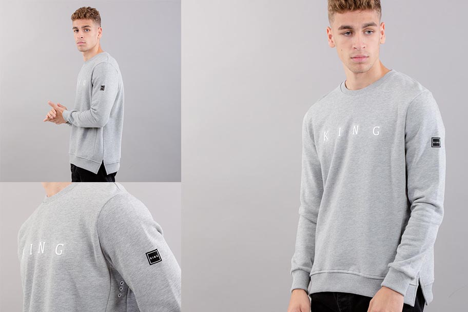 KING British Streetwear sweatshirts