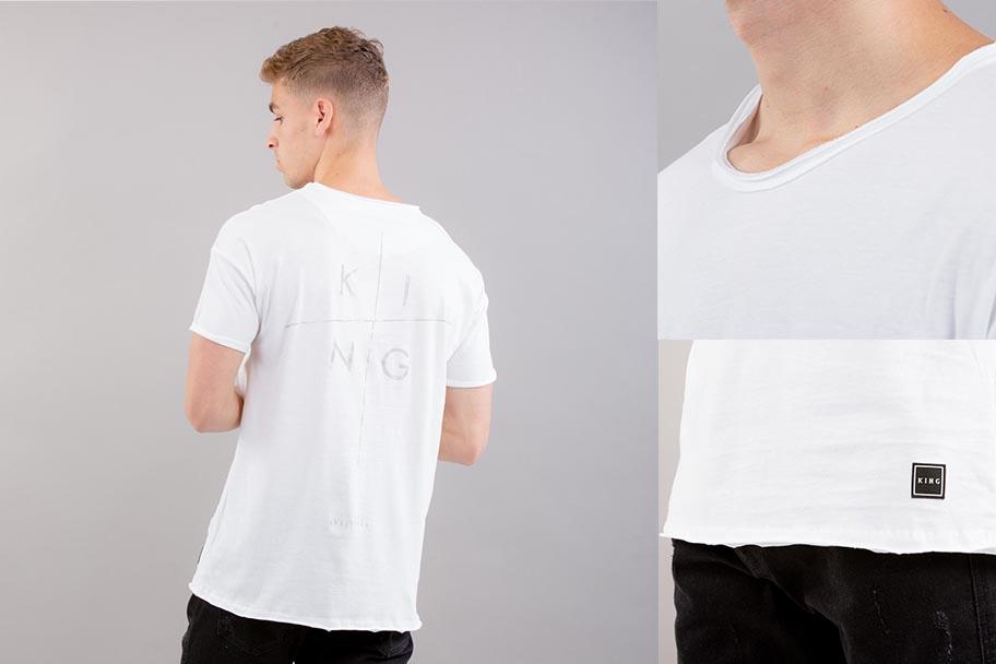 KING streetwear t-shirts