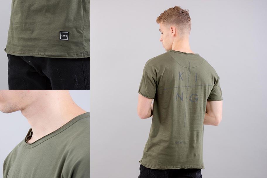 KING apparel Earlham T-shirt