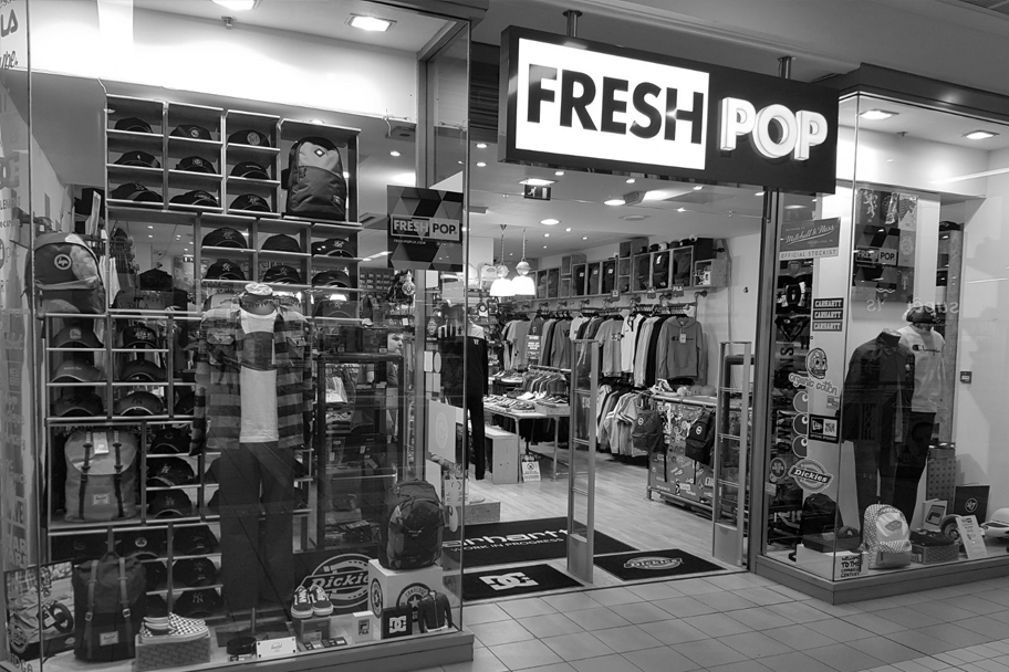 Fresh Pop - Belfast Streetwear