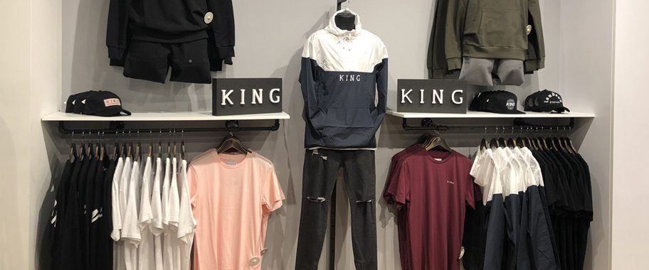Streetwear in Canada – KIXS stock KING