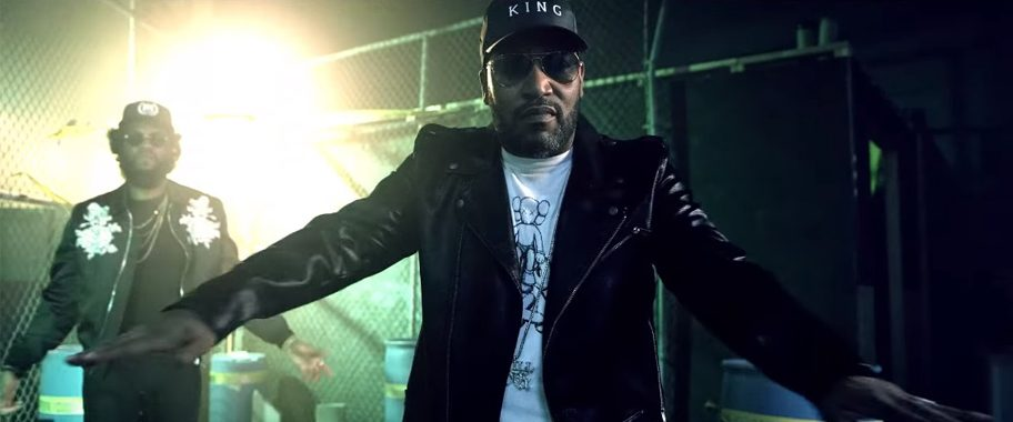 Bun B wears KING