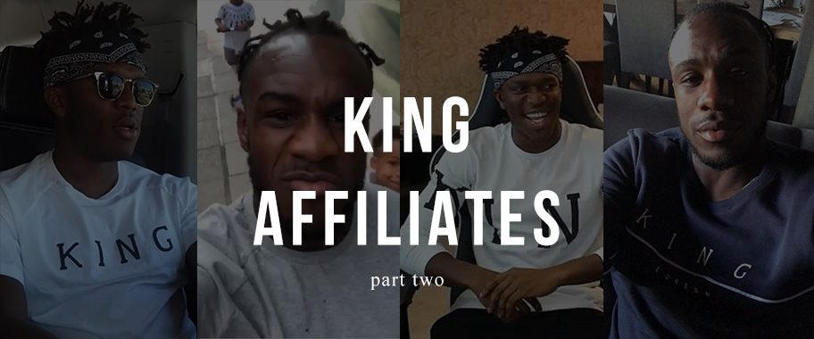 KING Affiliates Part Two
