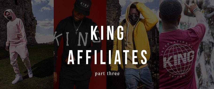 King Affiliates Part Three
