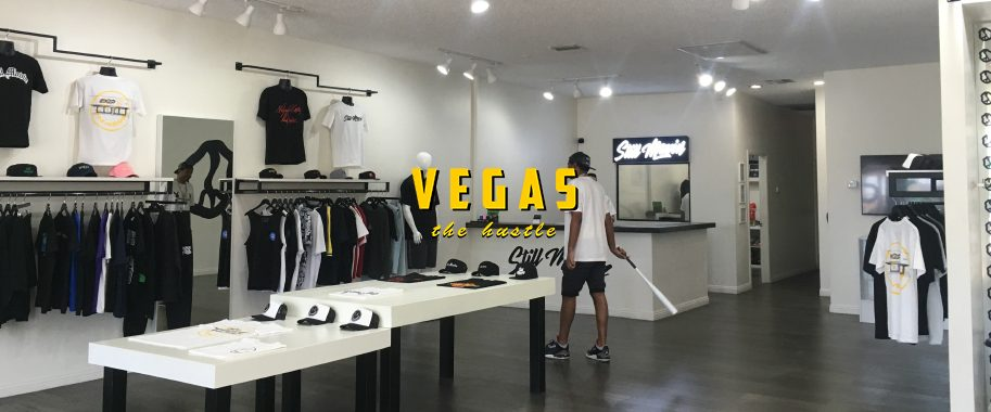 Streetwear in Las Vegas - KING London in town