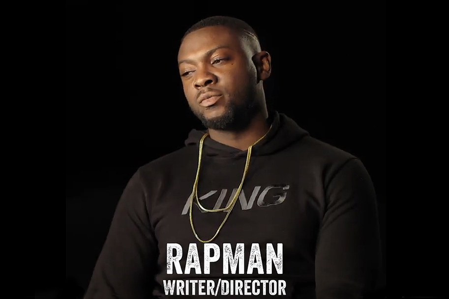 Rapman's BLUE STORY and KING