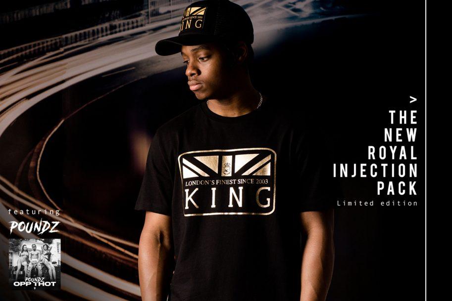 KING Royal Pack featuring Poundz