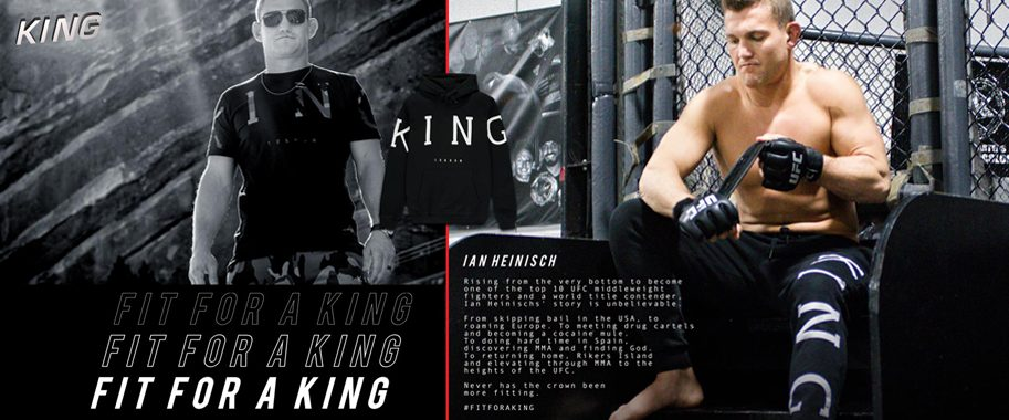 Fit For A KING - Ian Heinisch