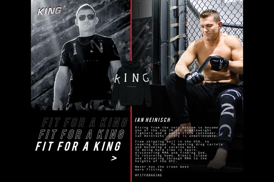 Fit For A KING - Ian Heinisch