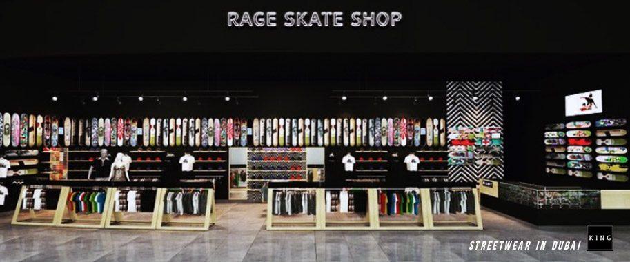 Streetwear in Dubai