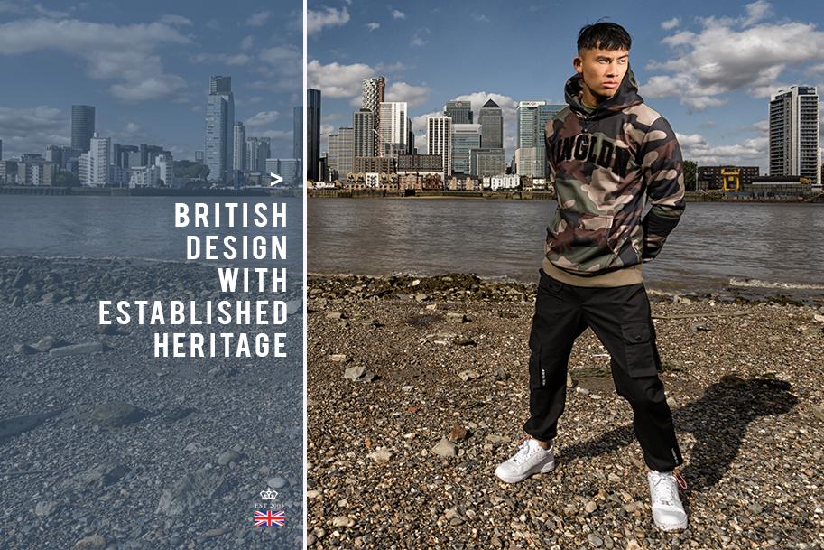 UK streetwear pioneers