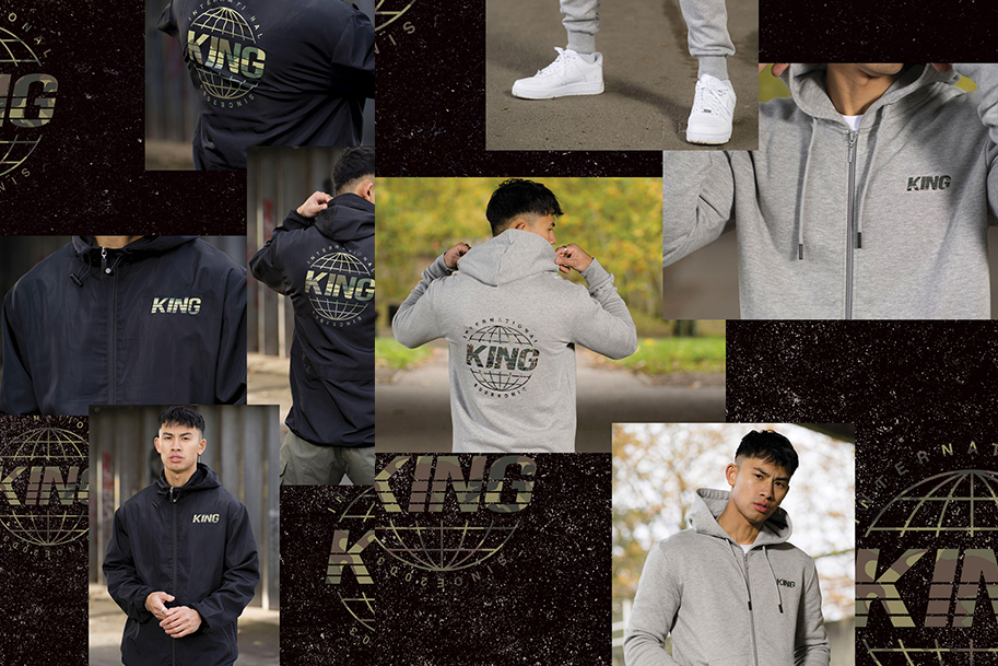 Bethnal tracksuit and jacket