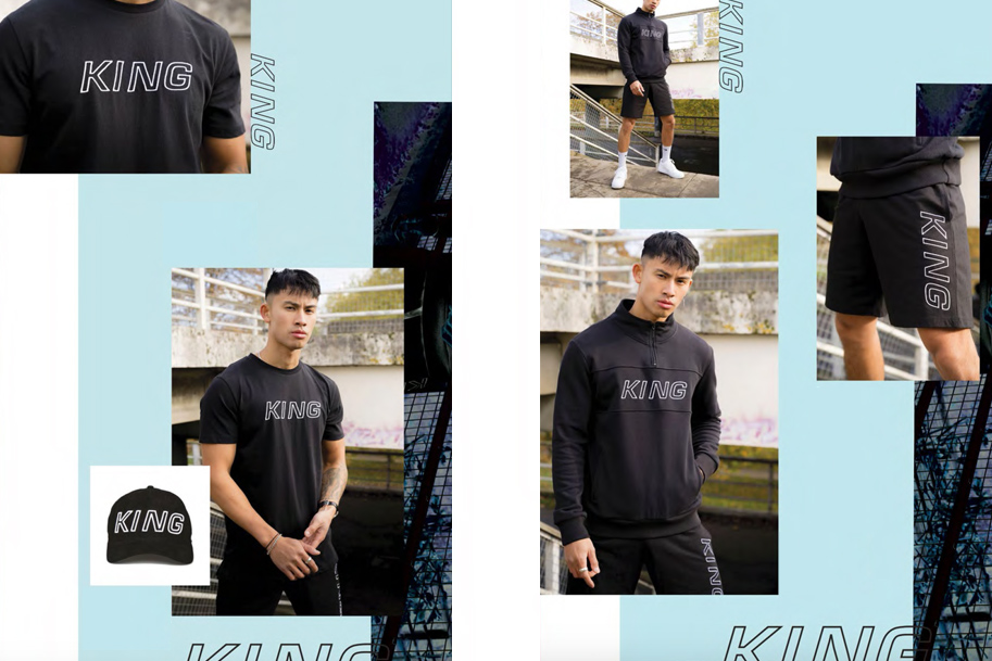 The full summer Aldgate outfit black